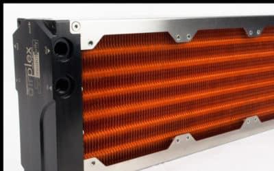 Matériaux pour les radiateurs d'ordinateurs à refroidissement liquide