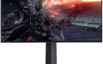LG annonce un écran IPS 4K de 144 Hz 1 ms : le LG UltraGear 27GN950-B
