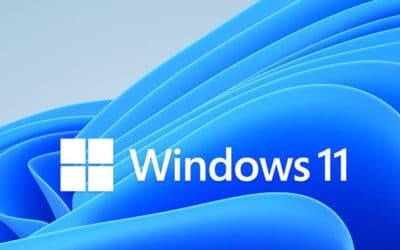 Windows 11 : un nouveau départ