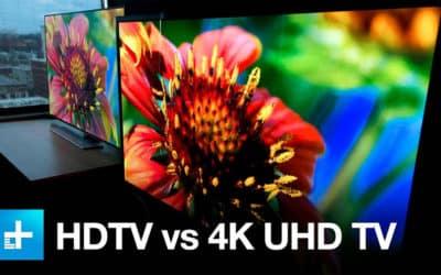 4K UHD ou 4K HDR : lequel choisir ?