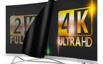 Comment savoir si votre écran est 4k : connaître toutes les méthodes